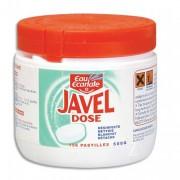 JAVEL DOSES Boite de 156 pastilles 001036 - Eau Ecarlate