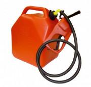 Jerrican carburant - Capacité (L) : 25 - Homologué ADR