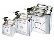 Jerrican de sécurité - Capacité de stockage de 5 à 20 litres