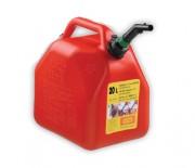Jerrican essence gasoil - Contenance (L) : de 5 à 20