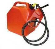 Jerricane d'essence - À bec verseur - Capacité :  25 litres