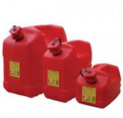 Jerricane pour essence - Capacité : de 5 à 20 L