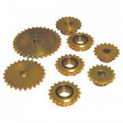 Jeu complet pignons- galets et chaînes - Laminoir / Diviseuse/ Faconneuse(Accessoires faconneuse)