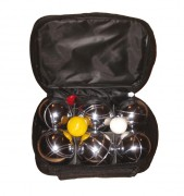 Jeu de boules pétanque - 3 Diamètres disponibles (mm) : 65 - 70 - 73