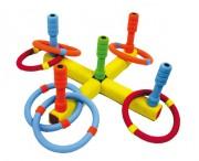 Jeu de lancer d'anneaux - Jeux anneaux multiple
