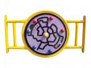 Jeu module labyrinthe - Norme EN 1176 / de 1 à 12 ans