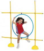 Jeux d'obstacles pour enfants - Contenance : 13 éléments