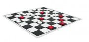 Jeux de dames géants - Dimensions (L x l) : 3 x 3 m