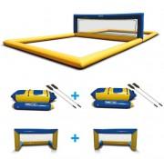 Jeux de piscine gonflables - Matériaux : PVC haute qualité