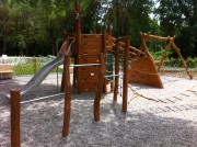 Jeux extérieur en bois Robinier - Jeux standard