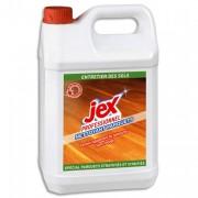 JEX Professionnel Entretien parquets vitrifiés stratifiés 5 litres - Jex