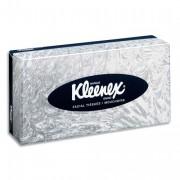 KIMBERLY Boîte de 100 mouchoirs Blanc KLEENEX - Kimberly-Clark Professional