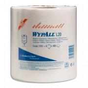 KIMBERLY Lot de 6 Bobines à dévidage central blanc WYPALL - Kimberly-Clark Professional