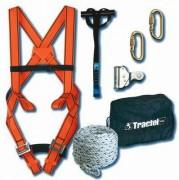 Kit antichute pour professionnels - Longueur corde (m) : 10