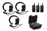 Kit communication sans fil porté 500 m - Porté : 500 m