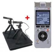 Kit Conférence Olympus avec enregistreur DS30 - Mémoire 4 Go