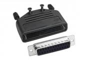 Kit connecteur à souder - Kit connecteur à souder - SUBD25 F