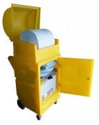 Kit d'absorption de liquide  - Disponible pour 150 L, 200 L, 300 L