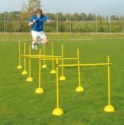 Kit d'entraînement gradué avec plots - 2 modèles disponibles : de 30 à 60cm. et de 50 à 100cm.