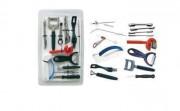 Kit d'outils de décoration - 12 outils de sculpture