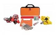 Kit d'urgence auto personnalisé - Dimensions (cm) : 32,5 x 17,5 x 32,5 ou 46 x 21 x 9