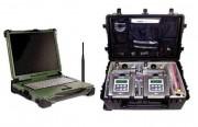 Kit de déploiement rapide gaz - Zone de surveillance : jusqu'à 3 km