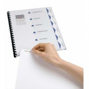 Kit de présentation Indexmaker 12 touches - Avery