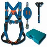 Kit de sécurité pour étancheur - Longueur sangle : 0.6 m