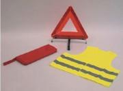 Kit de signalisation - Pochette de rangement avec fermeture glissière
