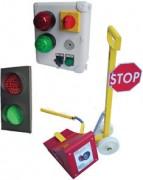 Kit de signalisation et de calage - Tension d'alimentation (V) : 230 ou 400
