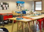 Création Fablab sur-mesure - Atelier de fabrication avec machines outils adaptées