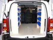 Kit habillage en aluminium ou acier pour Peugeot Partner