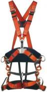 Kit harnais de sécurité pour élagueur - Normes EN 361 / EN 358 et EN 813 - Doubles boucles automatiques de sécurité