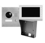 Kit interphone vidéo - Fonction de déverrouillage à distance