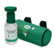 Kit oculaire portable - Flacon de 200 ml PH neutre pour les projections de produits chimiques