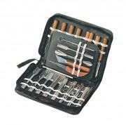 Kit outils décors cuisine - 46 outils
