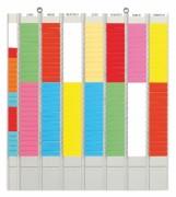 Kit planning semainier - Dimensions : H 57 x L 52 cm