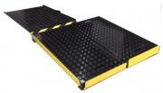 Kit plateforme amovible pour PMR - Rampe pliable  -   Plateforme    -  Carillon
