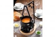 Kit potence cuisine - Dimensions  :  Ø260 x H480 mm
