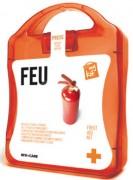 Kit premiers secours brûlure - Le nécessaire pour assurer les premiers soins en cas de brûlures.