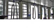 kit rail avec chariot - Rail de 12 mètres de longueur