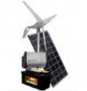 Kit solaire hybride 135w 220v - Puissance CA maximale : 1000 W en pointe