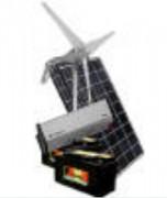 Kit solaire hybride 270w 220v - Puissance CA maximale : 2000 W en pointe