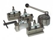 Kit tourelle porte outils - Précision du positionnement : 0,01 mm
