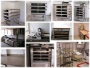 Laboratoire de boulangerie - Agencement sur mesure