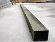 Lambourde pour terrasse bois - Lambourdes pin 60mm x 80mm - 2500 autoclaves cl 4