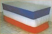 Lambrequin pour décoration - 3 largeurs disponibles de 50 cm à 112 cm