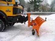 Lame à neige Unimog-camion - Bema 1100