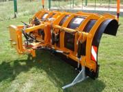 Lame BH 4000 - Poids 1050 Kg
