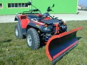 Lame spécial Quad - 1400 x 500mm; 155kg